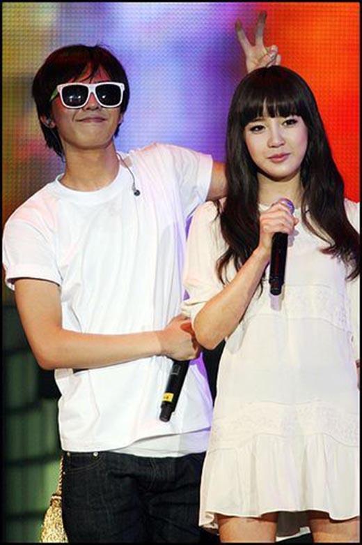 G-Dragon và Park Bom