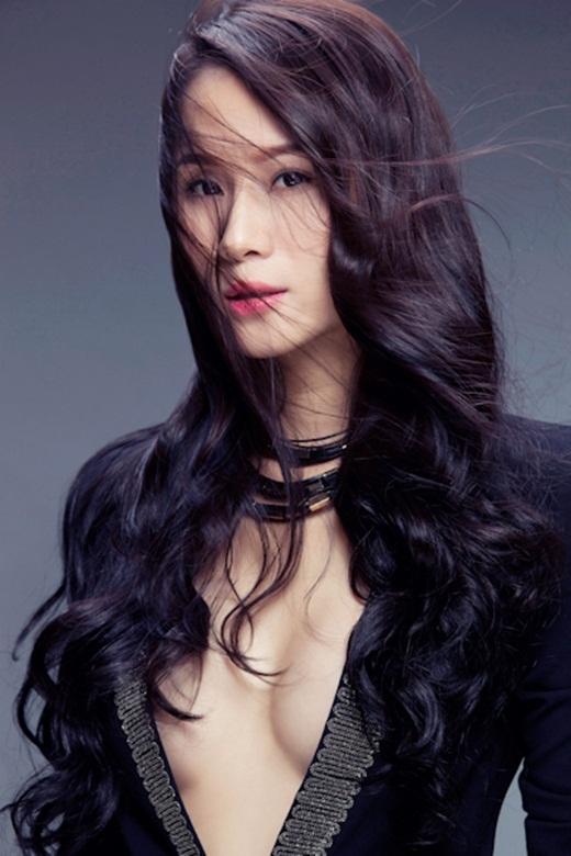 Mắc bạo bệnh, người mẫu Thái Hà cân nhắc bỏ nghề - Tin sao Viet - Tin tuc sao Viet - Scandal sao Viet - Tin tuc cua Sao - Tin cua Sao