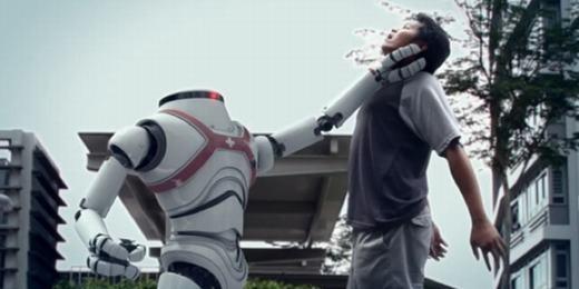Sốc: Đã có người bị robot giết chết