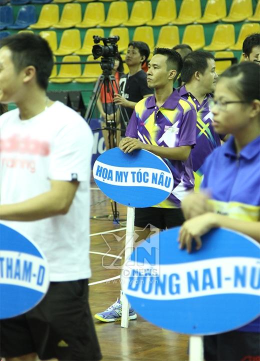 Có hẳn một đội chơi mang tên Họa mi tóc nâu - Tin sao Viet - Tin tuc sao Viet - Scandal sao Viet - Tin tuc cua Sao - Tin cua Sao