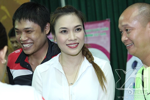 Không nói ngoa nếu cho rằng, Mỹ Tâm là một trong những ca sĩ đa-zi-năng của showbiz Việt: vừa hát hay, sáng tác tốt, kinh doanh giỏi, cô lại còn rành chơi thể thao. Thật đúng là một tấm gương để cho chúng ta học tập! - Tin sao Viet - Tin tuc sao Viet - Scandal sao Viet - Tin tuc cua Sao - Tin cua Sao