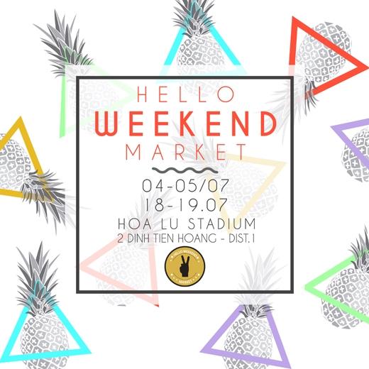 Hẹn gặp các bạn vào ngày 4-5/7 và 18-19/7 tại sân vận động Hoa Lư – số 2 Đinh Tiên Hoàng , Quận 1, TP.HCM.