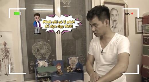 Đây là lần đầu tiên Xuân Bắc hé lộ căn hộ của gia đình mình trên sóng truyền hình. - Tin sao Viet - Tin tuc sao Viet - Scandal sao Viet - Tin tuc cua Sao - Tin cua Sao