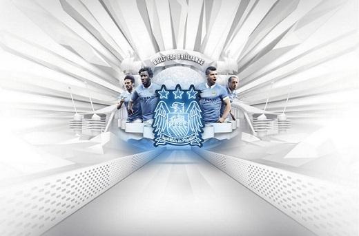 Manchester City sẽ trình làng áo đấu mới cực đẹp trong chuyến sang Việt Nam du đấu
