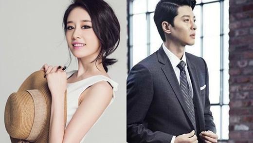 Jiyeon (T-ara) công khai hẹn hò với đàn anh Lee Dong Gun