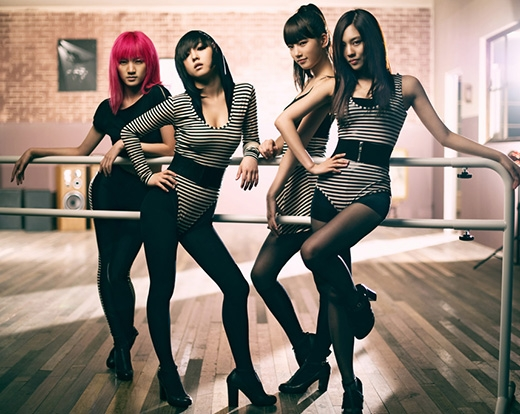 Miss A thời Bad Girl Good Girl.