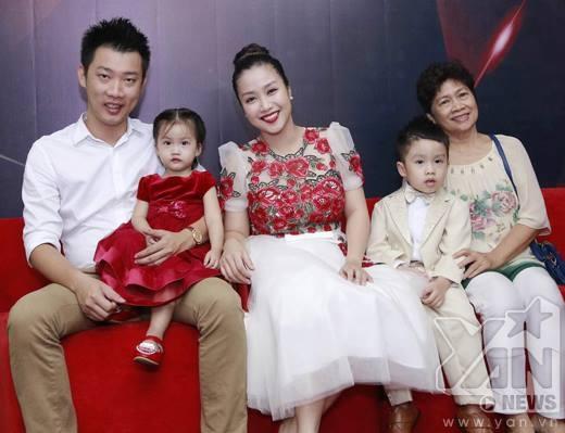 Gia đình hạnh phúc nhà Ốc - Rùa - Tin sao Viet - Tin tuc sao Viet - Scandal sao Viet - Tin tuc cua Sao - Tin cua Sao