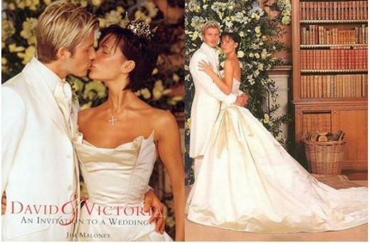 Công chúa út nhà David Beckham điệu đà mừng ngày cưới bố mẹ