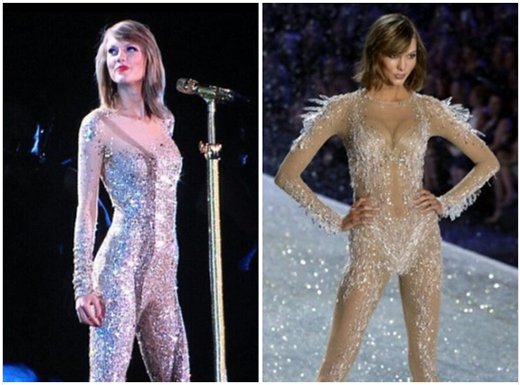 Taylor Swift được Victoria's Secret truyền cảm hứng