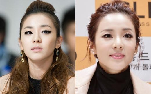 Dara là thần tượng Kpop duy nhất có mặt trong danh sách này. Nữ ca sĩ sinh năm 1984 (31 tuổi) khiến nhiều người không khỏi trầm trồ vì vẻ đẹp không tuổi của mình. Thậm chí, các fan cho rằng Dara chưa bao giờ thiếu tự tin khi đọ sắc cùng đàn em nhỏ tuổi hơn.