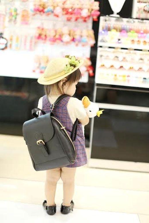 """""""Ngất ngây"""" với gu thời trang sành điệu của """"cô bé Nhật Bản"""""""