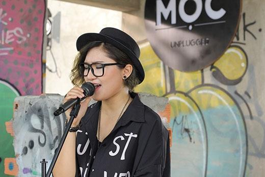Hoàng Tôn và Vicky Nhung khẳng định tài năng bằng âm nhạc Mộc