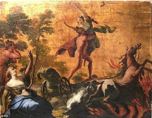Được đặt tên theo tên thần địa ngục trong thần thoại Hy Lạp.