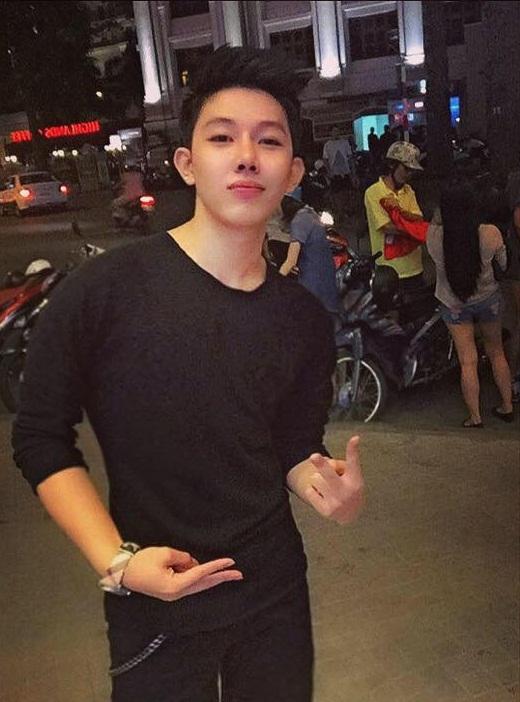 Điêu đứng với hot boy điển trai mang hai dòng máu Việt – Thái