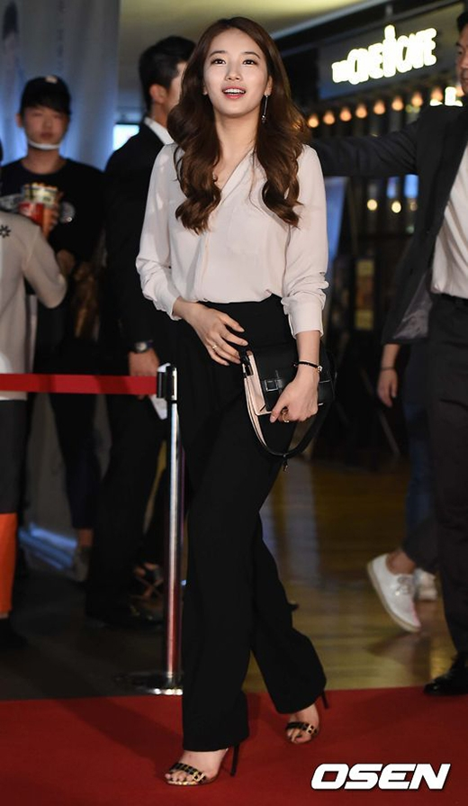Suzy sang chảnh quý phái, hội ngộ tình cũ Lee Seung Gi