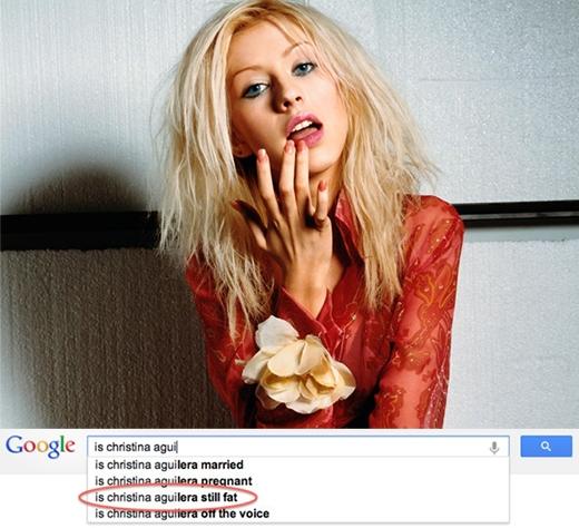 Christina Aguilera có còn phát tướng không?