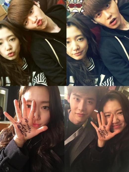 Park Shin Hye và những bạn trai tin đồn vạn người mê