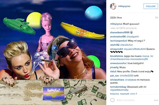 Miley Cyrus tiếp tục đưa Justin Bieber lên dĩa