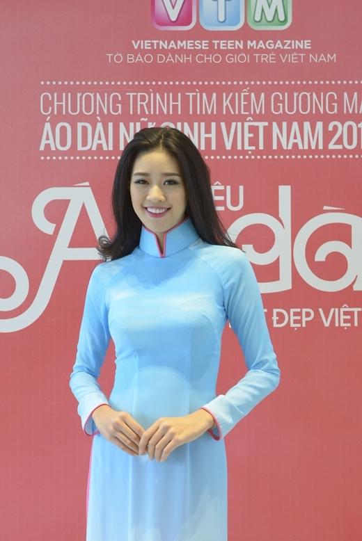 Ngất ngây với vẻ đẹp của top 60 Miss Áo dài Nữ sinh Việt Nam