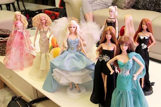 Bộ sưu tập búp bê Barbie của Đào Bá Lộc. - Tin sao Viet - Tin tuc sao Viet - Scandal sao Viet - Tin tuc cua Sao - Tin cua Sao