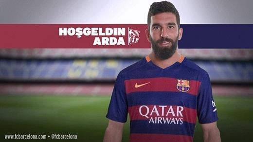 Bom tấn đã nổ: Arda Turan chính thức về Barcelona