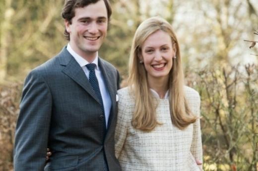 Hoàng tử đã tổ chức đám cưới với người yêu của mình vào năm 2014/