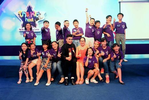 MC Quỳnh Hương mở lớp đào tạo MC nhí - Tin sao Viet - Tin tuc sao Viet - Scandal sao Viet - Tin tuc cua Sao - Tin cua Sao