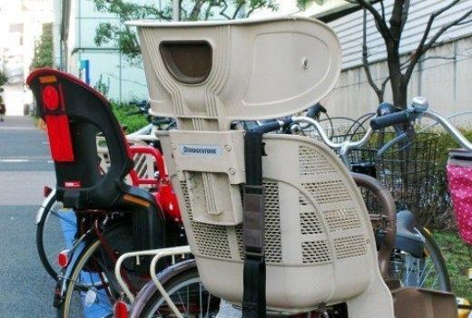 Ở Nhật Bản, dù bạn có để xe đạp ngoài đường cũng không sợ bịmất cắp.