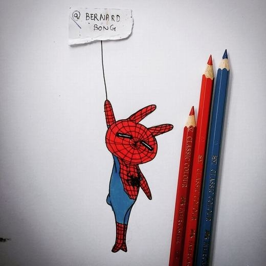 Spiderman phiên bản... mập ú!
