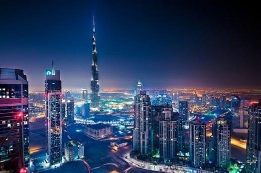Hình ảnh này đã đủ độ mạnh để mang bạn đến Dubai chưa?