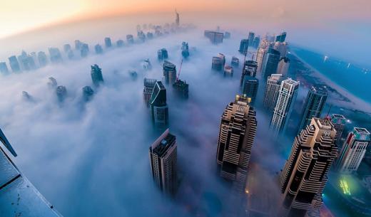 Dubai không chỉ đẹp mà còn nổi tiếng về sự giàu có một cách điên rồ