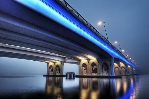 Cơ sở hạ tầng được đầu tư kĩ lưỡng
