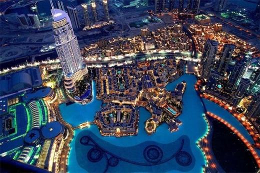Dubai hoàn toàn có khả năng gây mê bất cứ tín đồ du lịch nào