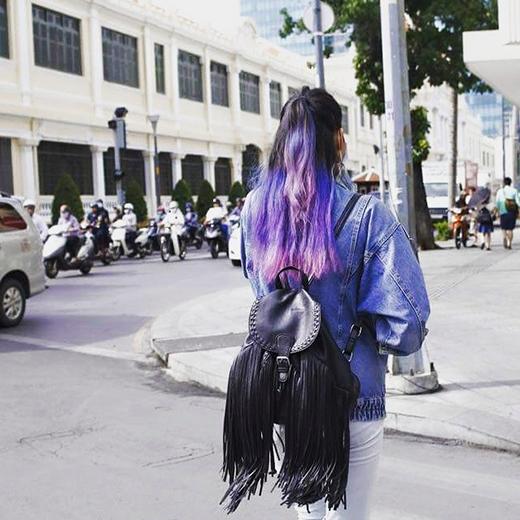 Sao Việt đồng loạt lăng xê trở lại mốt tua rua