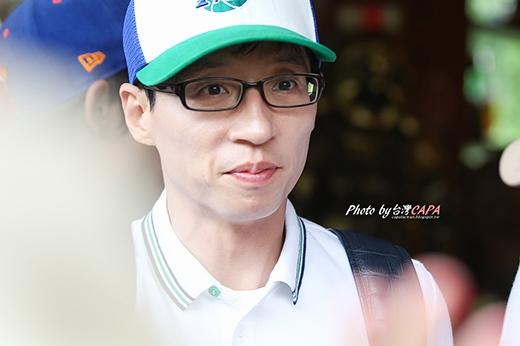 Yoo Jae Suk là lãnh đạo không thể chê vào đâu