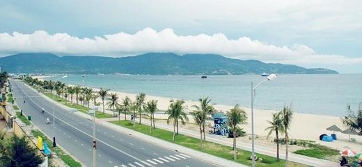 Một góc trong lành, đẹp đẽ của Đà Nẵng.