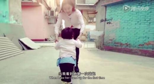 Viên San San đã biến những lời công kích thành quỹ từ thiện giúp đỡ bé Tiểu Minh Nguyệt