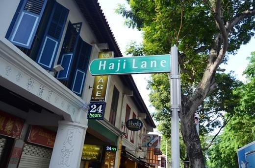 Những bạn trẻ yêu thời trang thì không thể bỏ qua một thiên đường như Haji Lane.