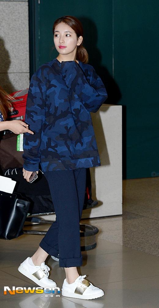 Suzy bị chê già khi tham dự sự kiện quốc tế