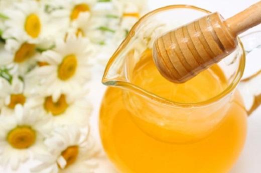 Mật ong nguyên chất rất tốt cho da của bạn.