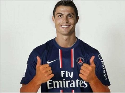 Sốc: Real đạt thỏa thuận bán Ronaldo cho PSG vào năm sau