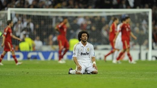 Marcelo chính thức quyết định tương lai của mình ở Real Madrid