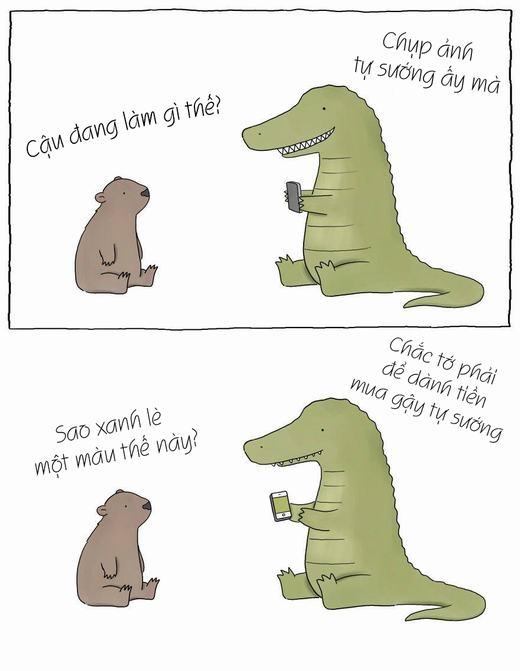 Khủng long T-Rex không thể tự sướng được vì sao nhỉ?