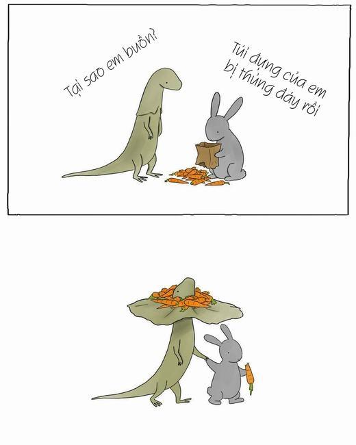 Khi T-Rex ra tay nghĩa hiệp.