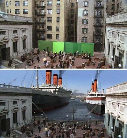 Nhìn khung cảnh trong phimBoardwalk Empire, bạn mới biết mình đã bị lừa như thế nào