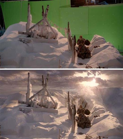 ...hay những nơi băng giá đều diễn ra ở nơi không-ai-ngờ-tới