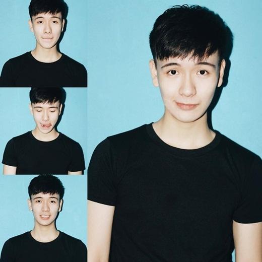 Hot boyCao Bằng - Quang Nguyễn còn được nhiều người biết đến với cái tên Wang. Anh chàng sinh viên trường Luật này đã từng khiến không ít cô gái phải ngẩn ngơ ngắm nhìn. Sở hữu thân hình cao ráo, làn da trắng như con gái, nụ cười duyên và gương mặt vô cùng điển trai, Wangđược rất nhiều bạn gái quan tâm và mến mộ.