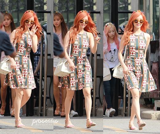 Seohyun gây bất ngờ khi diện đồ với giá cực bèo
