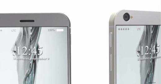 """""""Phát cuồng"""" với ý tưởng iPhone 8 hai màn hình"""