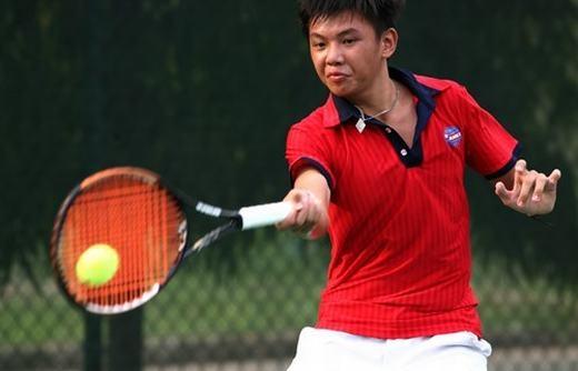 Lý Hoàng Nam – nhà vô địch Wimbledon trẻ từng phải đi nhặt bóng